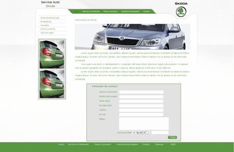 Service Auto Skoda