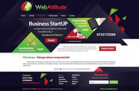 WebAttitude V1