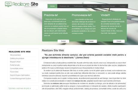 Realizare Site Web V2