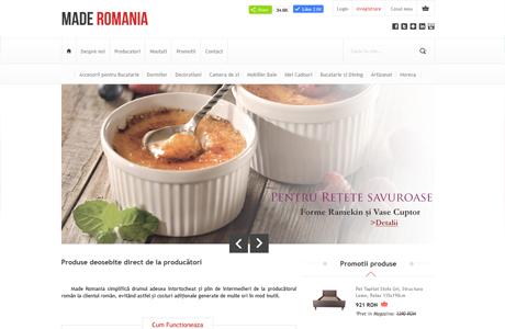 Made Romania