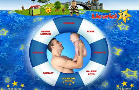 Licurici Bebe V1