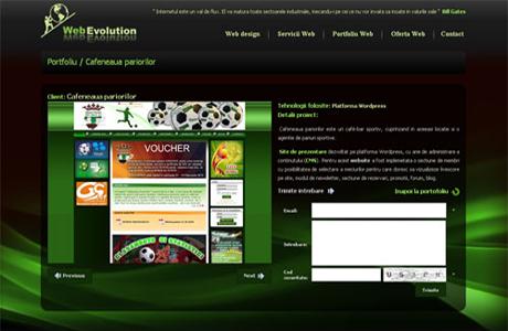 WebEvolution V1