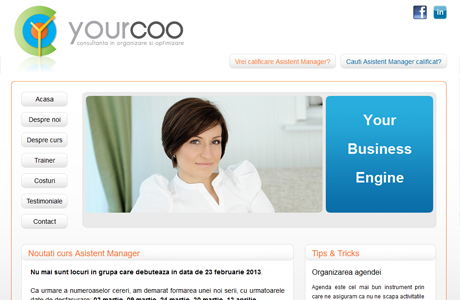 Asistent Manager YourCOO