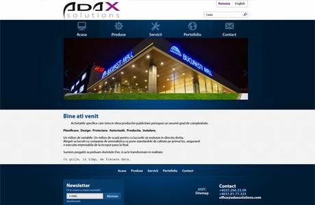 ADAX Solutions